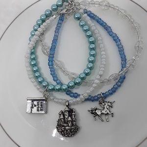 Fairy Tale Castle Bracelet Set